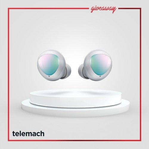 📣 SUPER GIVEAWAY S @telemachsi 📣 Skoči v super jesen z novimi slušalkami! 🏆 Podarili bomo 1x Samsung Galaxy Buds +...